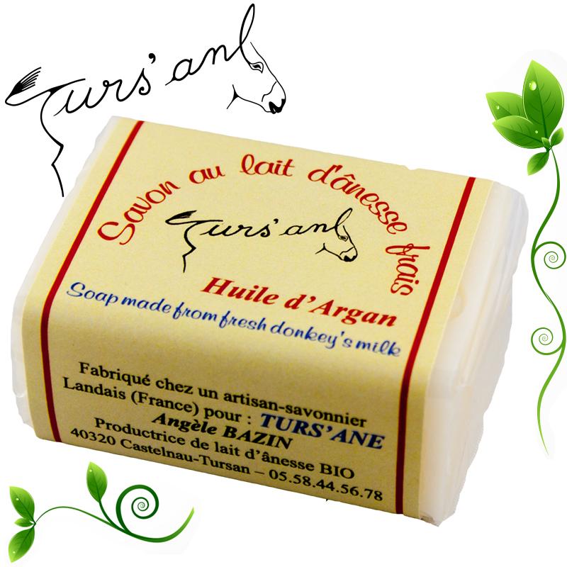 Turs'ane-savon huile argan