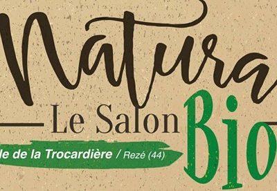 Premier Salon 2019 : NATURA à Rezé (près de Nantes) du 8 au 10 février 2019
