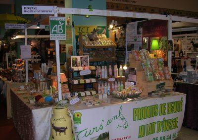 TURS'ANE au SALON Mer et Vigne de Maisons Laffitte (Yvelines) du 22 au 25 Novembre 2019