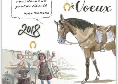Très heureuse année 2018 à tous !