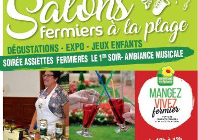 TURS'ANE au Salon Fermier de Sanguinet (Landes) les 2 et 3 août 2019