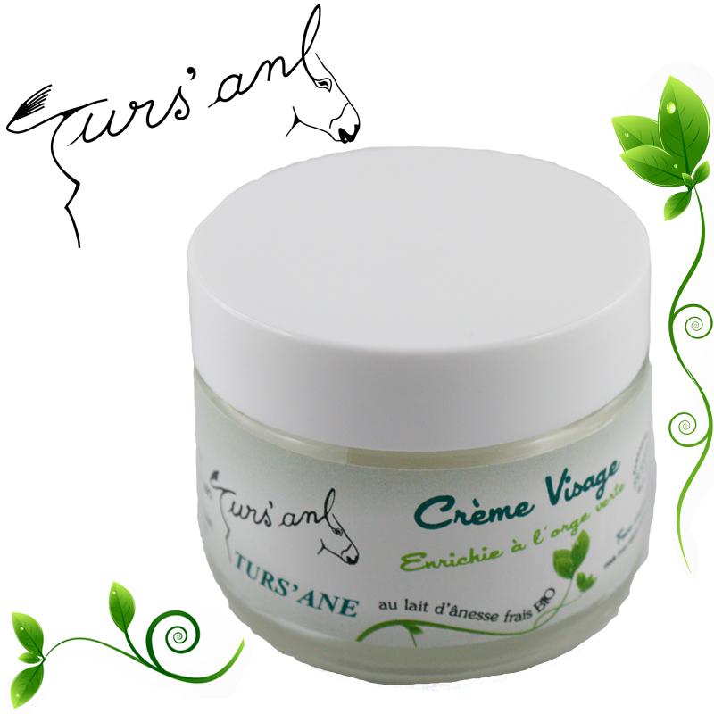 Turs'ane - Crème visage pot